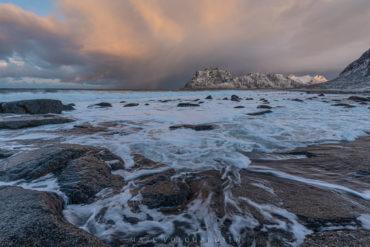 Foreground matters — Vestvågøya
