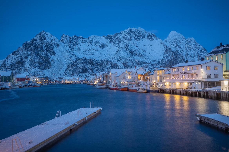 Hennigsvær — the fishing village by the Vestfjord