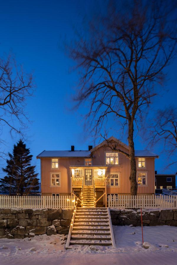 Residential building in Hennigsvær (3182)