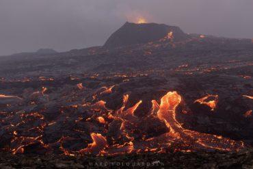 Fagradalsfjall volcano in Iceland I