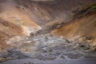 Krýsuvík Geothermal Area