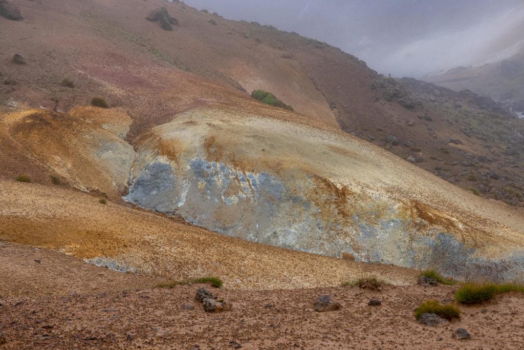 Krýsuvík Geothermal Area - Rhyolite hill (0159)
